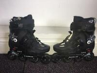 Rollerblade twister pro's