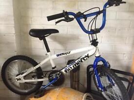 Little bmx style bike