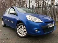 Renault Clio 1.2 Petrol 2010 Year Mot Low Mileage Drives Great Cheap To Run And Insure !