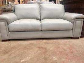 Brand new leather sofa