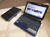 Acer Aspire One Netbook, inc Charger.