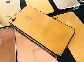 24ct Gold Edition Swarovski iPhone 4 16GB Unlocked 24K 24kt.