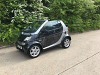 *STUNNING* Smart City Convertible FULL SERVICE HISTORY 2 Owners from New