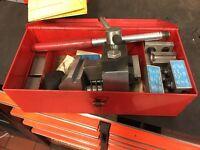 Snap on brake flaring tool