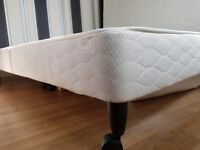 Good condition double bed less than 4 yrs old