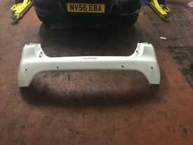 Mk4 Clio rear bumper