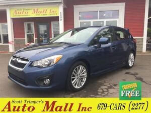 2013 Subaru Impreza 2.0i Touring Package/Sunroof