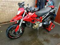 Ducati Hypermotard 1100 Swap Trade PX