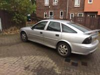 Vauxhall vectra 1.8 ls moted