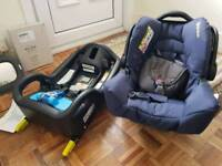 Graco buggy and car seat set