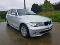 2004 BMW 120 i FSH..MOTED TO SEPTEMBER 2018 POSSIBLE PART EXCHANGE CREDIT CARDS ACCEPTED