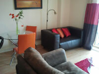 Modern 2 bed /2 bathroom ( 1 ensuit) apartment/ secure parking in Green quarters City centre
