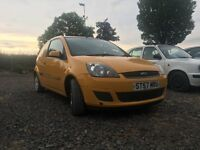 Ford Fiesta, 1.4 TDCi Car derived Van, * No VAT*