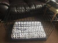 Ellie-bo dog cage/crate, excellent condition