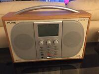 Pure Evoke -3 Dab Radio