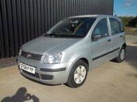 2008 (58) Fiat Panda 1.2 Dynamic 5dr 2 Keys Service History 12 Months MOT May PX