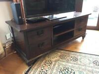 TV Cabinet and entertainment unit 160 x 60