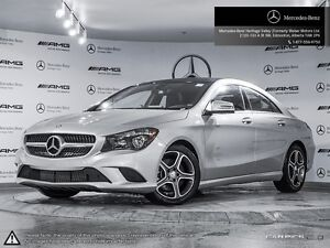 2015 Mercedes-Benz CLA250 Coupe