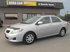 2010 Toyota Corolla CE Convenience pack