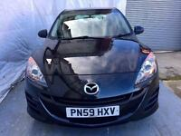 59 MAZDA 3 1.6 TS 5DR Diesel 109 BHP/Full history/Annual tax only£30/New Shape