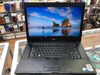 CHEAP Dell Latitude Laptop Core i7 E6510 1.60GHz 4GB Ram 500GB HDD WIN 10