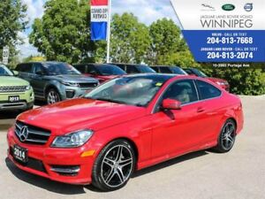 2014 Mercedes-Benz C-Class C350 4Matic *INCLUDES WINTER TIRE PKG