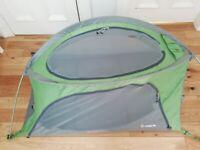 Littlelife Travel Cot Tent - very lightweight - rrp £109.99