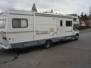WheelChair/scooter Acessible Motorhome
