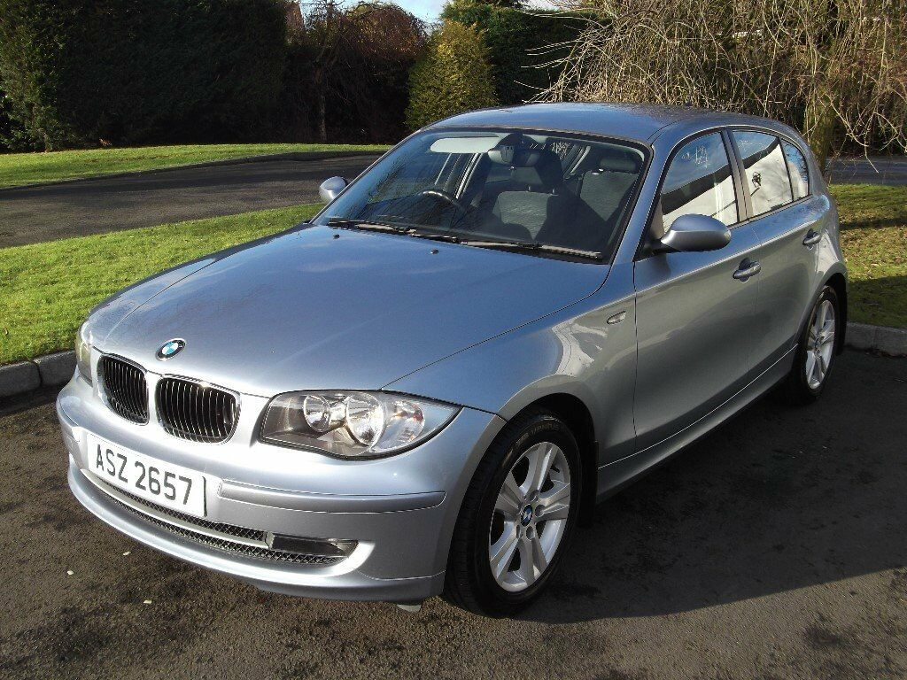 2009 bmw 118d se 79000 miles in lisburn county antrim gumtree. Black Bedroom Furniture Sets. Home Design Ideas