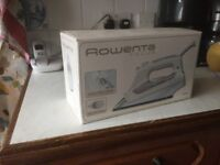 Rowenta Focus Microsteam 400 2300W Brand New BNIB Iron