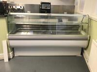Food display chiller cabinet