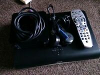 Sky Box and Remote