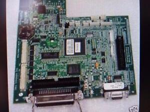Zebra G33037M 29651-003 105SL Main Logic PCMCIA Board 34901-020