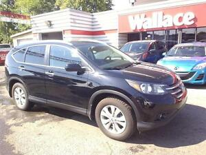 2013 Honda CR-V Touring AWD Sunroof Leather $188 Bi-weekly