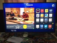 Panasonic 48 Inch SMART Ultra HD 4k LED TV ★ WiFi Built In ★ Perfect Condition in Original Box 📦 ★