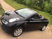 Micra c+c 1.4 convertible Bluetooth service book