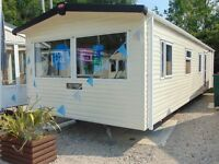 Cheap Caravan for sale at *AMBLE LINKS* 5* park in a stunning location open all year, pet friendly