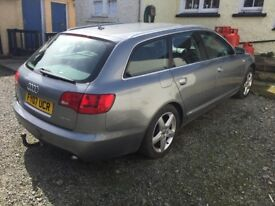 AUDI A6 ESTATE - IN IMMACULATE CONDITION
