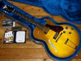 Epiphone E452TD Limited Edition 50th Anniversary 1962 Sorrento with Gibson USA pickups