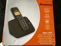 Binatone solas 1520 digital cordless telephone
