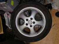 Vauxhall 16 Inch alloy wheels x 4