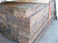 Authentic Railway Sleepers £20 Each.