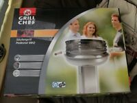 PEDESTAL BARBEQUE (Brand New & Boxed)