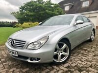 March 2007 Mercedes Benz CLS 320 CDI Automatic