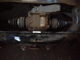 Bmw e87 e81 e82 e83 rear diff differential 116i 118i 120i 3.38 4 pin