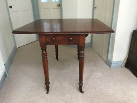 Victorian Mahogany Pembroke Table