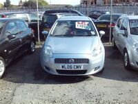 IMMACULATE CONDITION FIAT PUNTO 1.3 TDI 6 SPEED FULL MOT £1095
