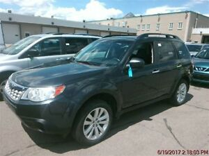 2011 Subaru Forester 2.5X TOURING PKG *79KM* POWER MOONROOF AWD