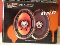 Edge 6x9 speakers