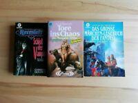 Fantasy - diverse Bücher - diverse Autoren Essen-West - Frohnhausen Vorschau